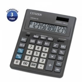 Калькулятор настольный Citizen Business Line CDB, 14 разрядов