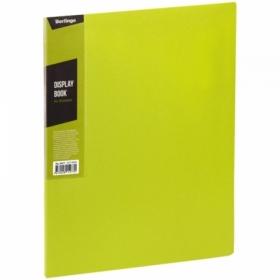 """Папка с 30 вкладышами Berlingo """"Color Zone"""", 17 мм, 600 мкм, в ассортименте"""