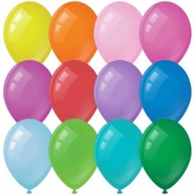 Воздушные шары ArtSpace М9/23см, пастель, 100 шт
