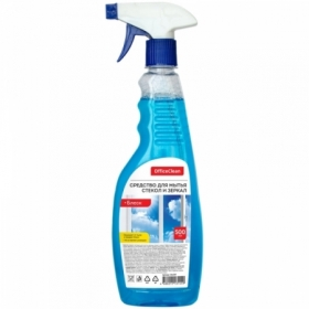 "Средство для мытья стекол и зеркал OfficeClean ""Блеск"", 500 мл"