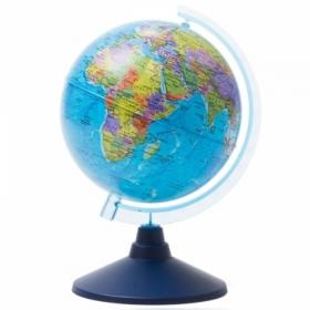 Глобус политический Globen, 15 см, на круглой подставке