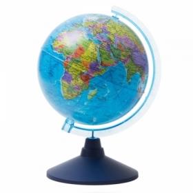 Глобус политический Globen, 21 см, на круглой подставке