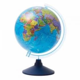 Глобус политический Globen, 25 см, на круглой подставке