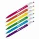 """Ручка шариковая автоматическая OfficeSpace """"Colorex"""" синяя 0.7 мм, ассорти"""