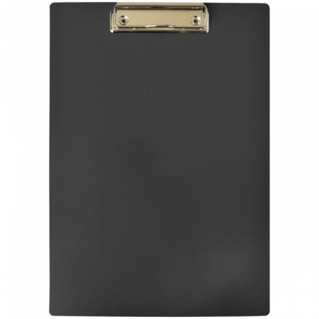 Планшет с зажимом OfficeSpace формата А4 черный