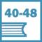 Тетради на 40-48 листов