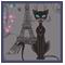 Кошка в Париже
