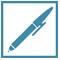 Ручки гелевые, капиллярные и перьевые